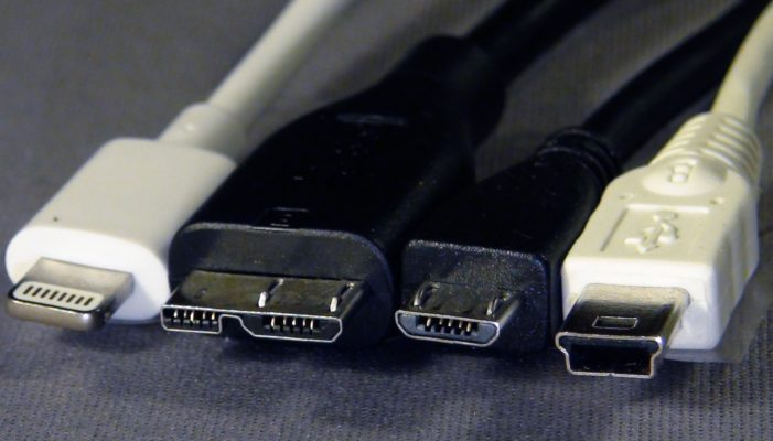 Какие бывают разъёмы для зарядки телефонов