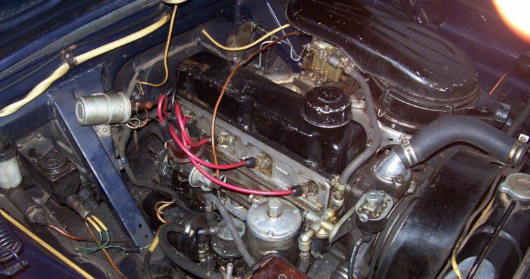 Типы двигателей